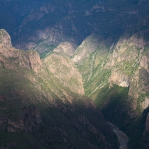 Copper Canyon light