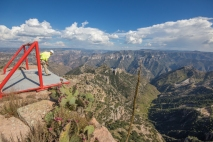 Copper Canyon adventure park