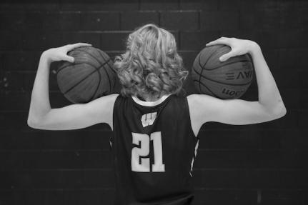 Basketball Sr. Pic