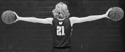 Basketball Sr. Pic