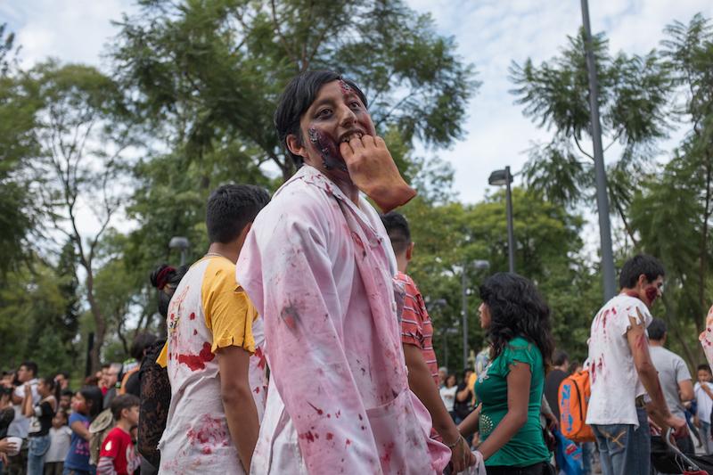 Mexico City Zombie