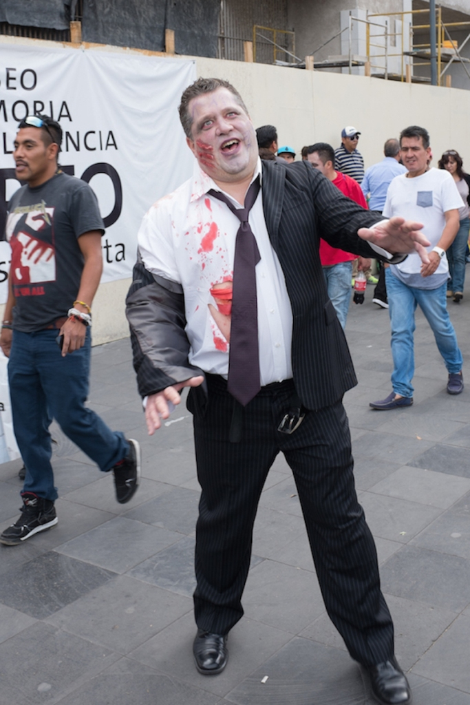 British Zombie