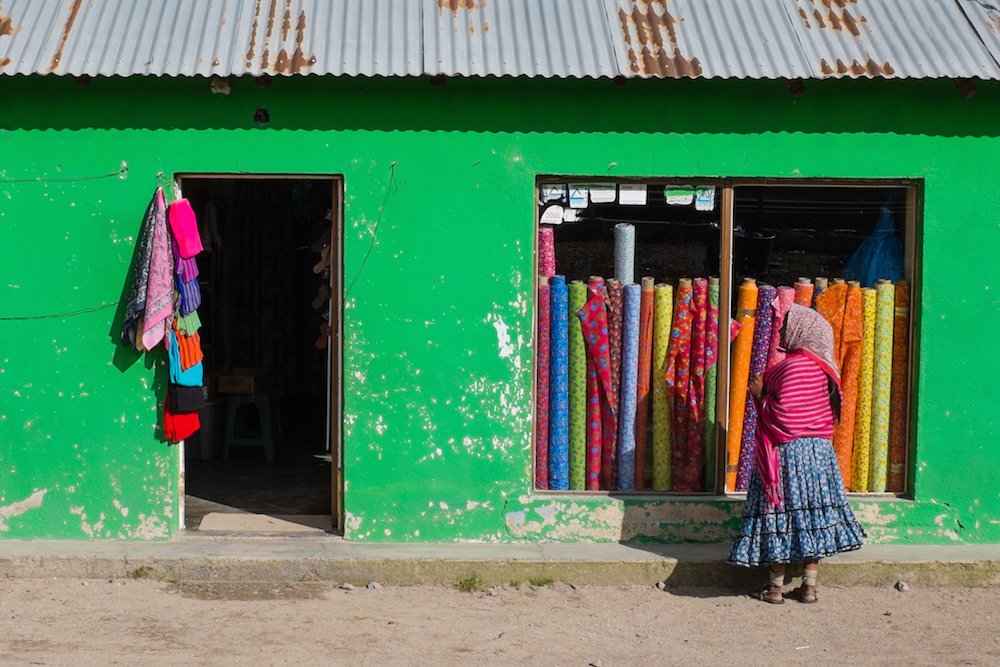 Tarahumara street photo