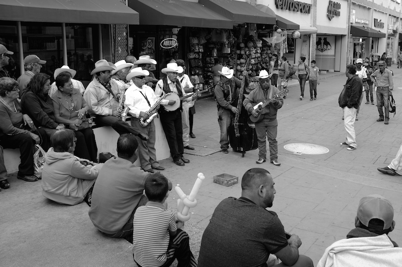 Chihuahua street crime