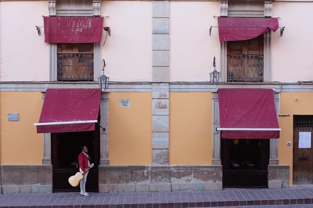 Guanajuato mariachi