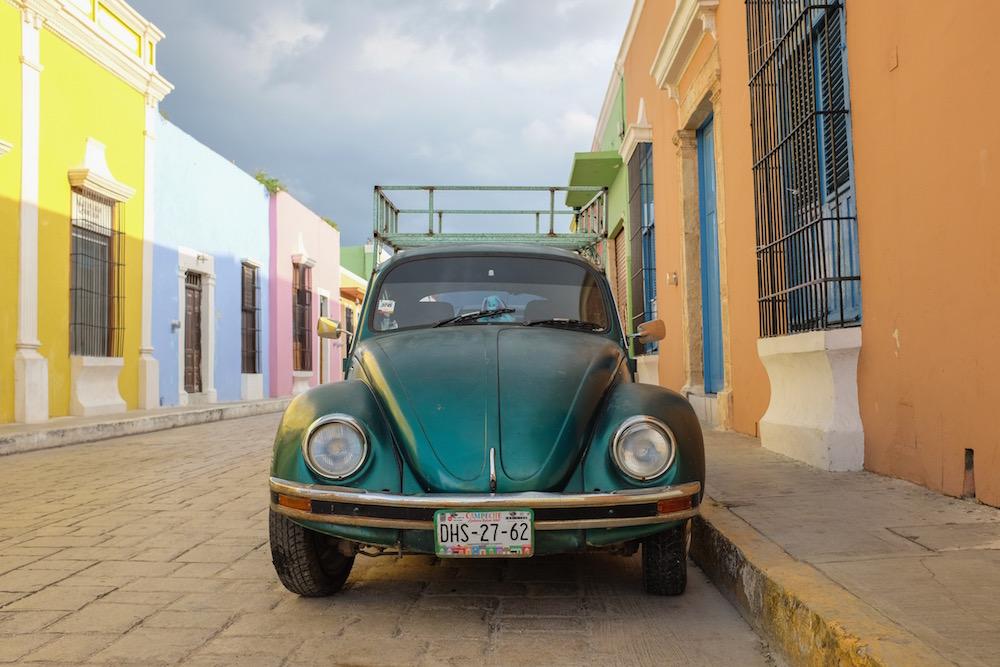Campeche Volkswagon