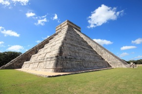 Mexico Travel Journal Week 8: Mayan Ruins and Under-dressedTourists