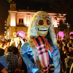 Day of the Dead, Oaxaca