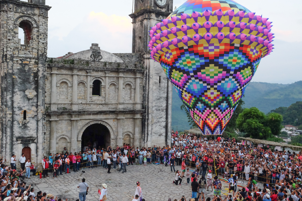 globos of Zozocolco