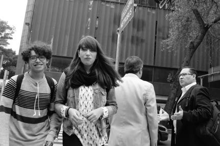 Mexico City black and white