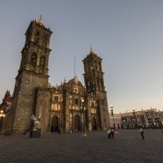 Day 31, Puebla - the tallest church in Mexico