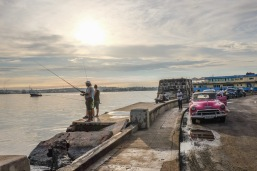 Fisheren and Classic Cars in Havana