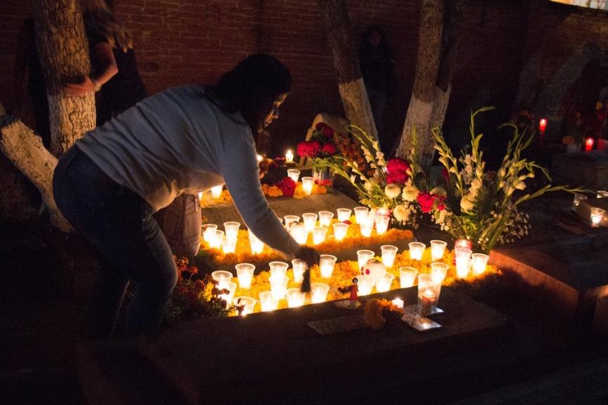 Day of the Dead in Oaxaca
