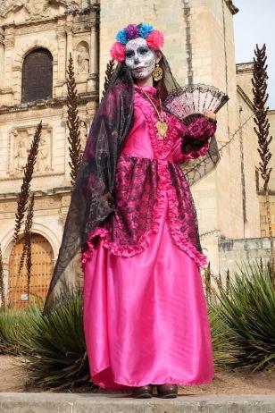 Catrina contest Oaxaca