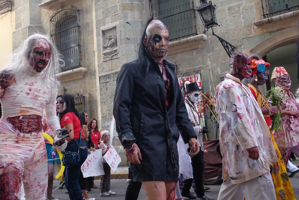 Dead parade