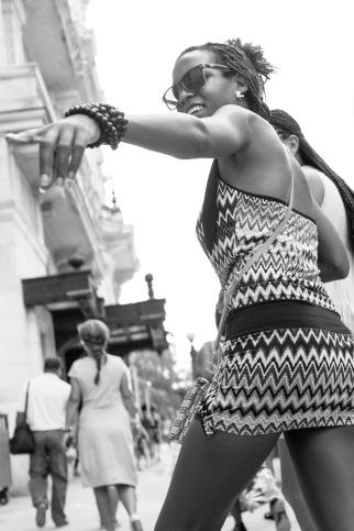 Hot Cuban girl
