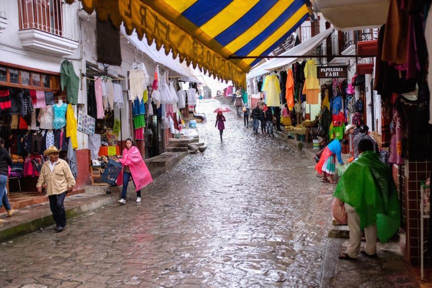 Cuetzalan Mexico