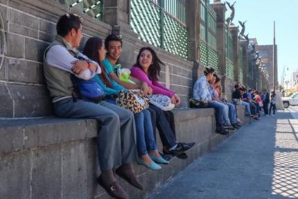 Puebla Street Photo