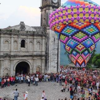 Zozolcolco balloon launch