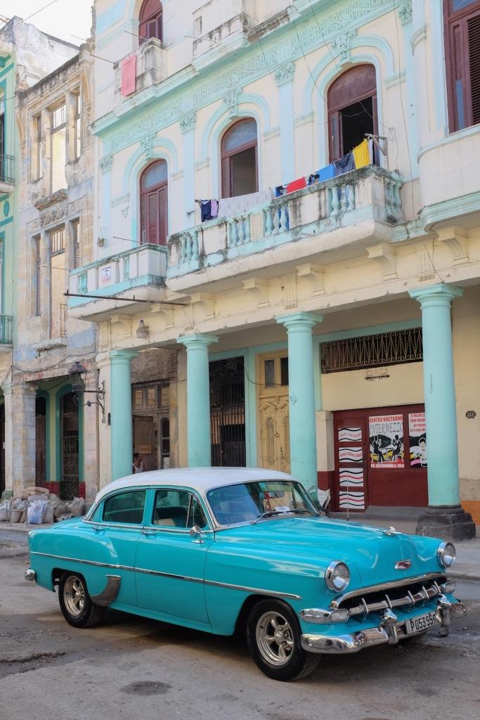 Cuba classic car Havana
