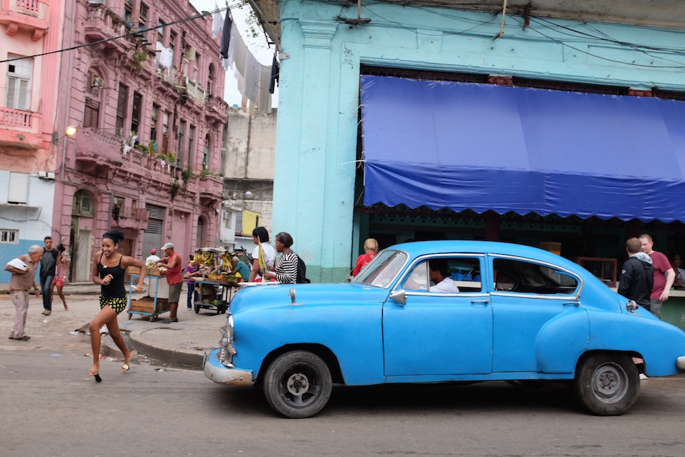 Why Are There So Many Classic Cars In Cuba