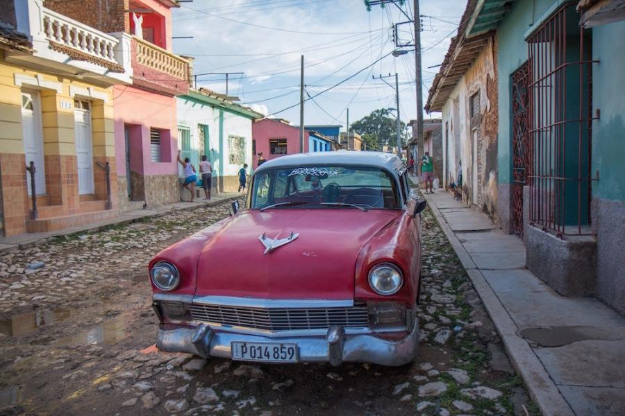 Trinidad de Cuba Cars