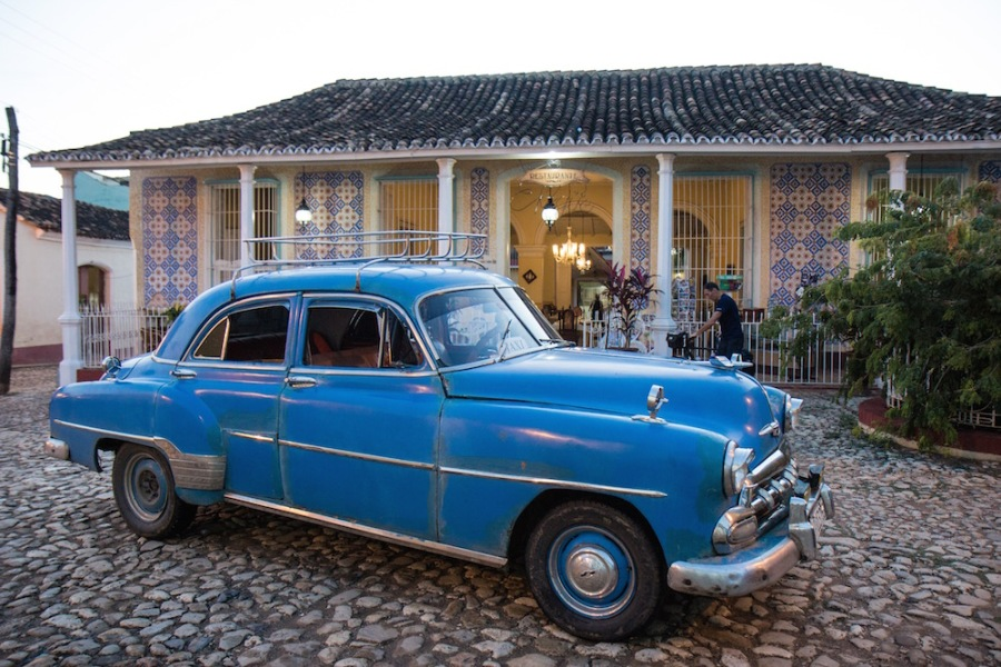 Cuba Classic Cars24