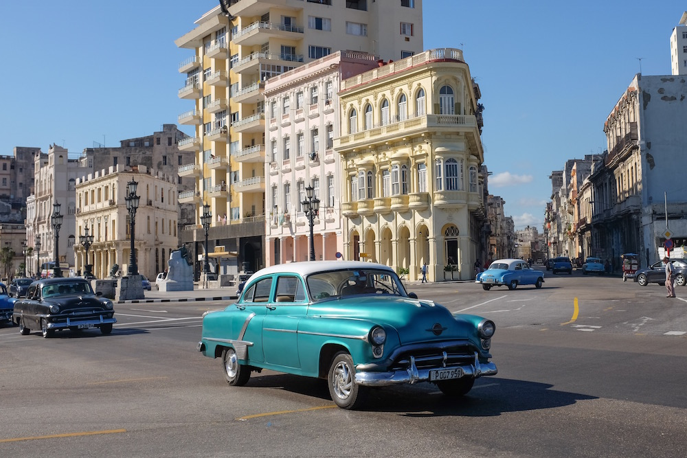 The Classic Cars of Cuba | Planet Bell