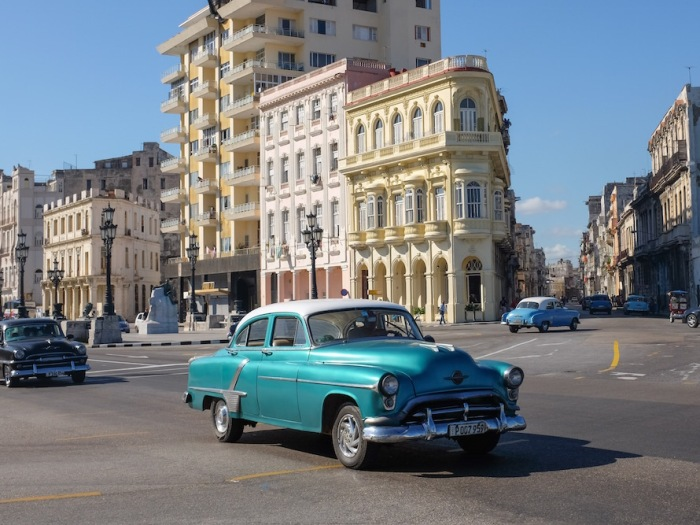 Cuba Classic Cars in Havana
