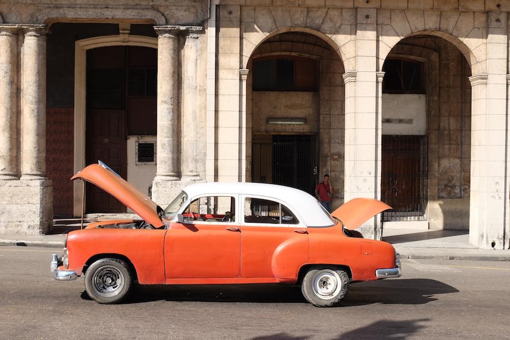 Cuba Classic Cars
