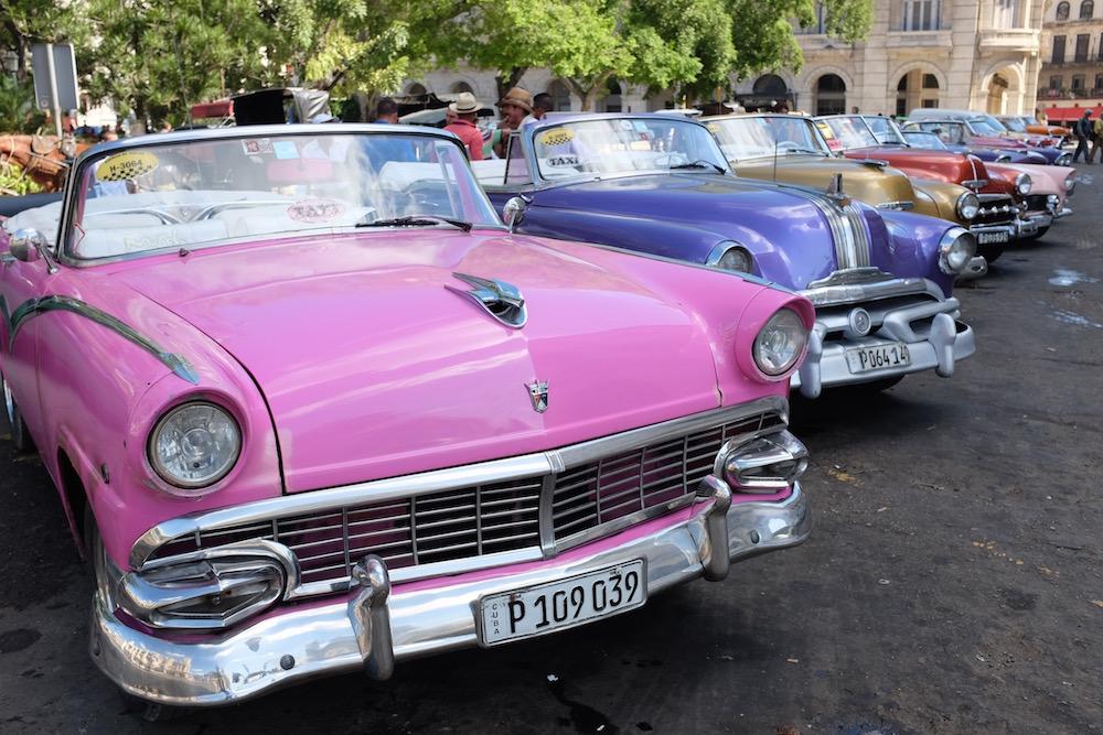 Cuba Classic Car Rental