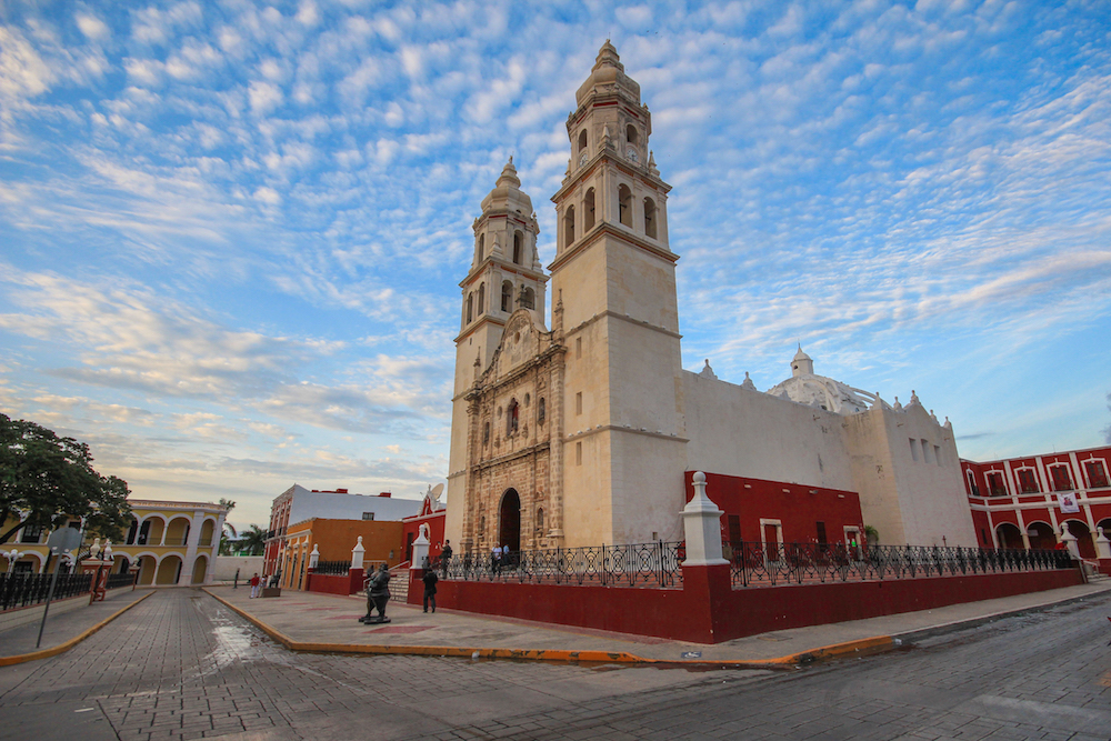 Campeche cathedral