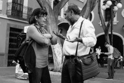 Puebla street photography