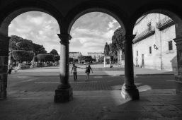 Morelia street photo