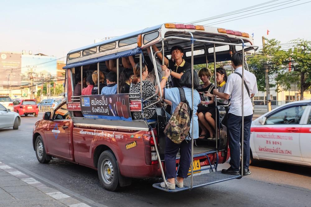 Songtow Bangkok