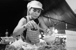 Vendor in Bangkok