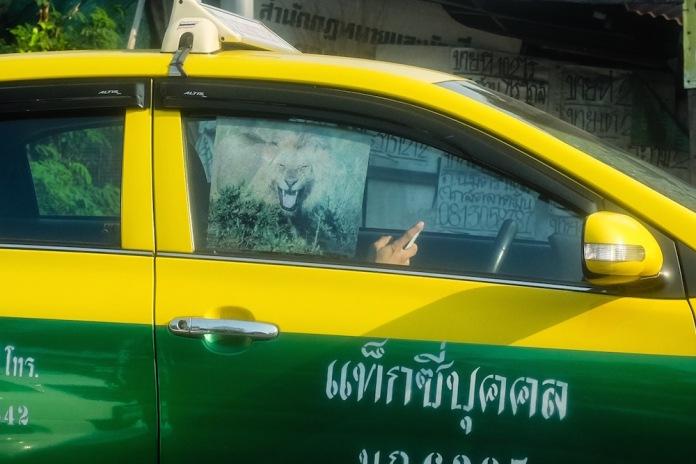 Lion Taxi