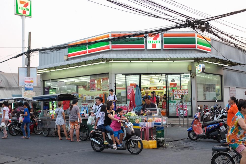 7 Eleven Thailand