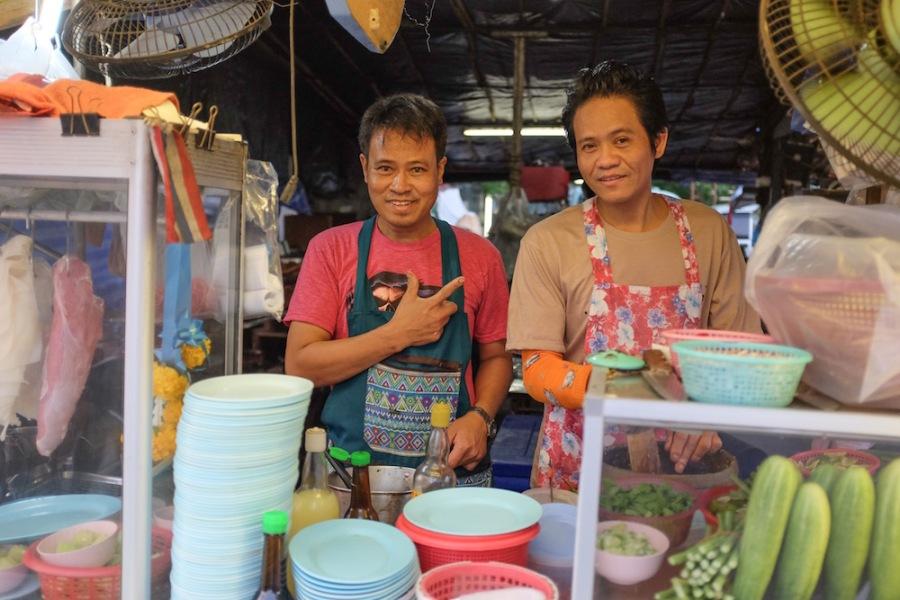 Friendly vendors