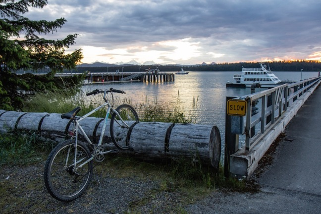 Glacier Bay Bike Rental