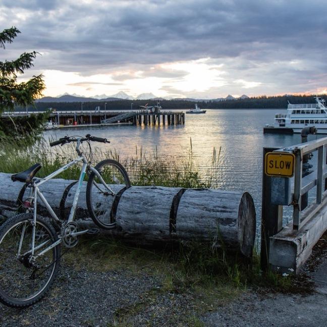 Glacier Bay Bike Rental