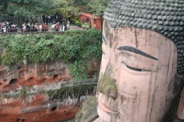 Big Buddha, Leshan