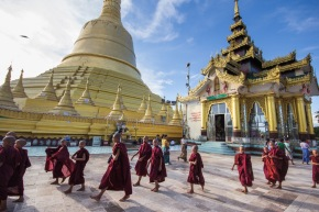 Myanmar: Ready for Tourists
