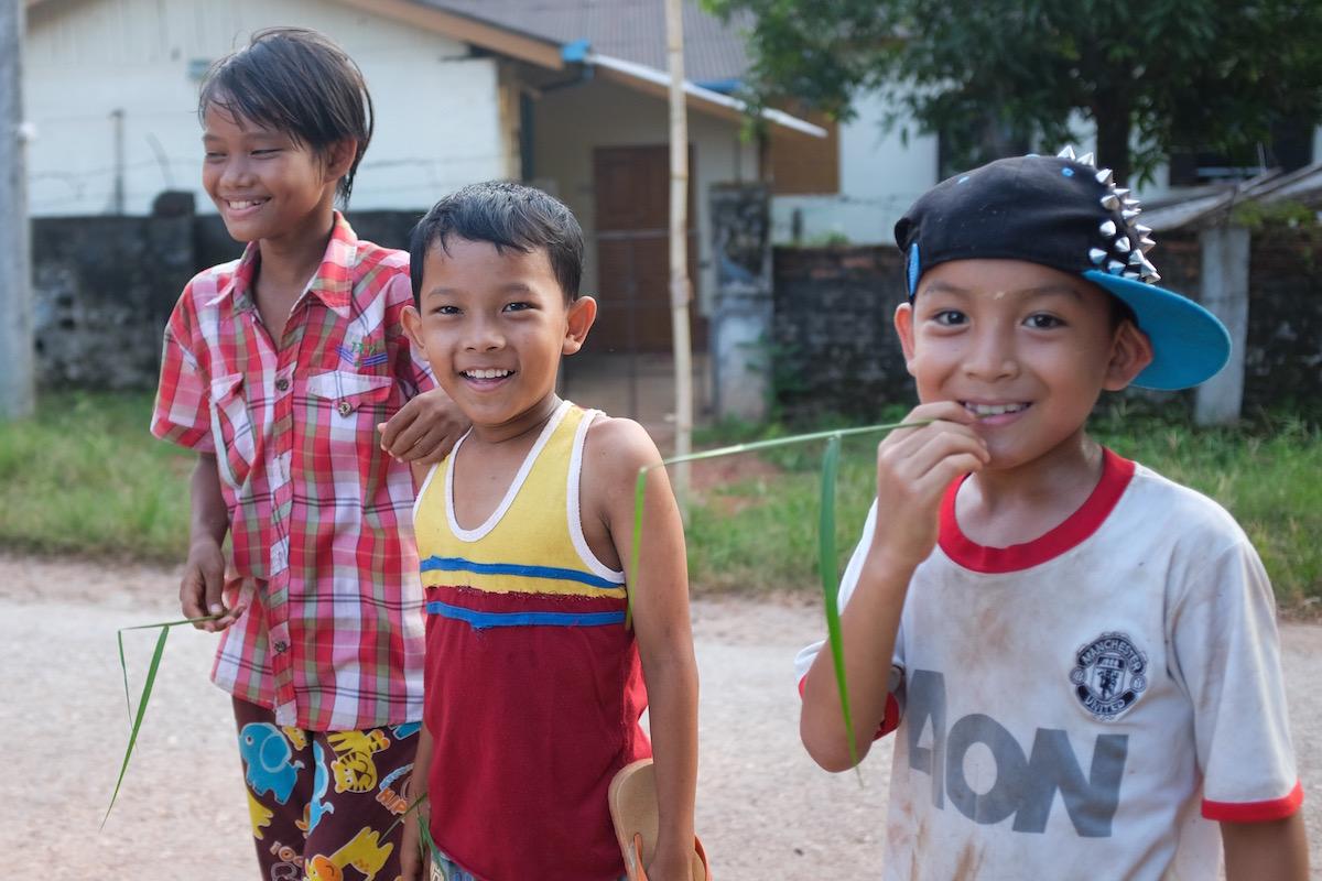 Burma Smile