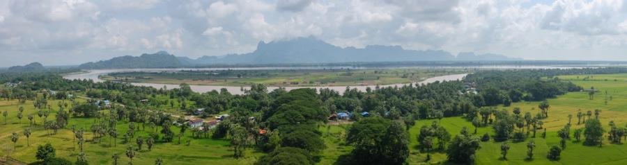 Kawgun Panorama