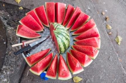 Yangon melon