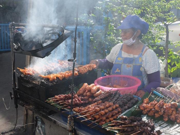 Bangkok street meat