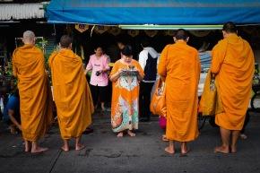 Bangkok Color Part 1: Orange