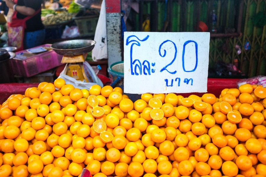 oranges for sell