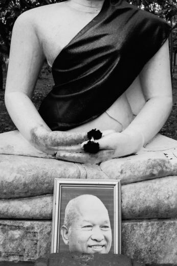 Detached Buddha Head
